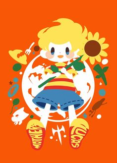 902 Best Lucas/MOTHER3 images in 2019 | Lucas mother 3, Never forget