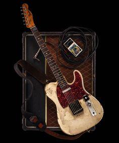 Chuck Bradley Photography - Fender