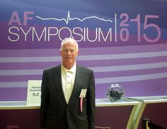 Steve Ryan's reports from the 2015 AF Symposium (formerly called the Boston AF Symposium). It's one of the most important Atrial Fibrillation international conferences in the world; brings together the world's leading medical scientists, researchers and cardiologists to share the most recent advances in the treatment of atrial fibrillation. Read my report briefs at http://a-fib.com/af-symposium-2015-report/