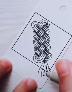 Amazing ideas about drawing and art. The post Drawing Relieves Stress 🥰 appeared first on Woman Casual. Zentangle Drawings, Pencil Art Drawings, Zentangle Patterns, Easy Drawings, Art Sketches, Cool Drawings For Kids, Interesting Drawings, Random Drawings, Doodles Zentangles