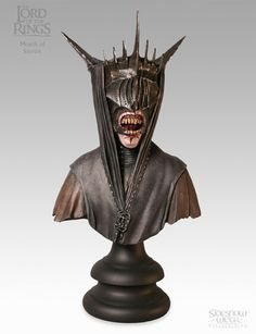 Sideshow Collectibles - The Mouth of Sauron Polystone Bust