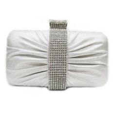 Purse Style 2078 in Silver