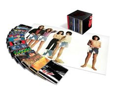 The Rolling Stones Box Set [Amazon.com Exclusive] #music  This limited edition collectible Rolling Stones boxset is handsomely constructed in a sturdy hardbound shell, and comes with the newly remastered post 1971 Rolling Stones catalog, plus room for the fourteenth (not included). This set also comes with a limited edition, exclusive 18'x24′ full color replica poster from the bands beginnings, recreated just for this boxset. Features all thirteen 2009 remasters of the post 1971 Ston..