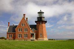 Block Island Southeast Lighthouse, Rhode Island