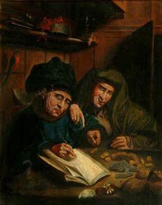 Marxiana: Rolle des Wuchers bei der Bildung des Kapitals.