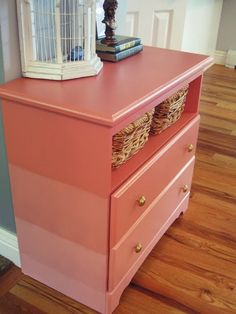 Redo a dresser with a missing drawer