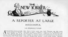 How John Hersey's Hiroshima revealed the horror of the bomb - BBC News