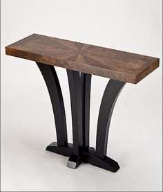 Inspirational Pedestal Hall Table