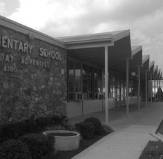 Takoma Academy -- Montgomery Co. In Maryland is trying to preserve its mid-century architectural gems.