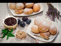 Cum faci gogosi - YouTube Romanian Food, Pretzel Bites, Food Videos, Hamburger, Bread, Cooking, Cake, Youtube, Cucina