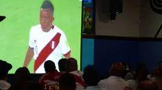 Peru Guerrero GOAL ties Score 1-1 vs Colombia