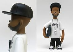 Une Figurine en hommage à J Dilla | Sneakers.fr