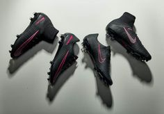 From the Nike Pitch Dark Pack. Mercurials taking over at SoccerPro