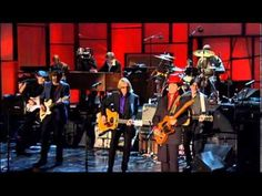 "Prince, Tom Petty, Steve Winwood, Jeff Lynne and Others -- ""While My Guitar Gently Weeps"" 