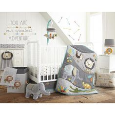 Levtex Baby Zambezi 5 Piece Bedding Set