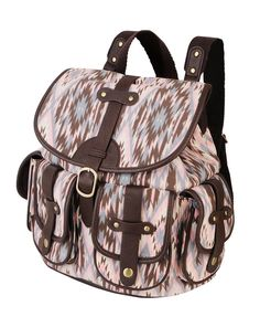Vibrant Print Backpack | FOREVER21 - 1081258757