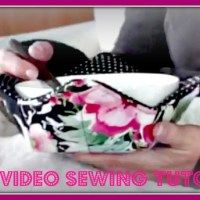 Learn How to Sew a Hot Soup Bowl Cozy Soup Bowl Hot Pads Tutorial Video Christmas Fabric Crafts, Christmas Projects, Sewing Patterns Free, Free Sewing, Apron Patterns, Sewing Ideas, Sewing Machine Quilting, Charm Pack Quilts, Sewing To Sell