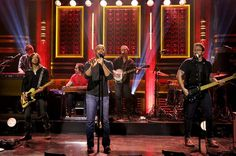 Darius Rucker on night show