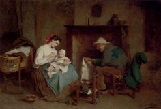 Charles Moreau, Mealtime With Grandpa