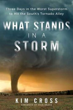 kim cross' rivetting account of the aftermath of one strong tornado season.  excellent read.