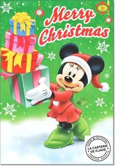 9 Meilleures Images Du Tableau Cartes Disney Noel Disney Cards