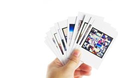 Instagram mini prints!