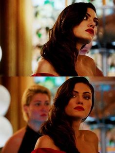 Phoebe Tonkin as Hayley Marshall in The Originals