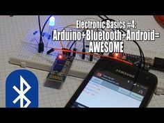 Tutorial: Control Arduino with Android | Electronics For You