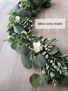 Silver Dollar & Eucalyptus Garland Wedding Decor Floral & Etsy The post Silver Dollar & Eucalyptus Garland Wedding Decor Floral Centerpiece Backdrop Table Runner Rustic Bridal Roses appeared first on Wedding. Wedding Table Centerpieces, Floral Centerpieces, Wedding Decorations, Centerpiece Ideas, Wedding Ideas, Table Flower Arrangements, Graduation Centerpiece, Quinceanera Centerpieces, Bridal Table