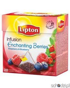 Lipton Enchanting Berries 20pyt - Schodzi.pl