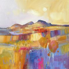 Sunlit Eildons http://www.katephilp.co.uk/open-edition?product_id=122