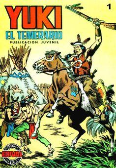 Yuki el Temerario | Reedición 1976 | Completo | CBR | Español...