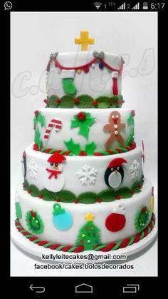 Cake Natal