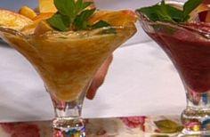 Sorprendentes copas heladas con vino