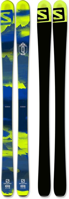 Salomon Unisex N Q-85 Skis - Men's /2016