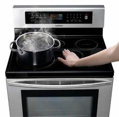 New Induction Range Stove, Kitchen Appliances, Mai, Ranges, Electric, Diy Kitchen Appliances, Home Appliances, Range, Kitchen Gadgets