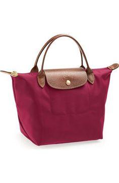 'Mini Le Pliage' Handbag