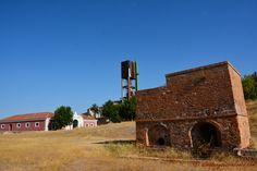 Patrimonio urge a proteger el Horno de Santa Matilde y las minas de mercurio