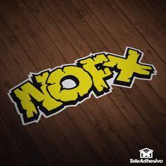Pegatina Nofx 2