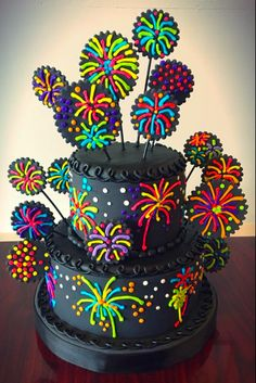 Cake Wrecks – Home – Sunday Sweets: of July Fireworks! Cake Wrecks – Home – Sunday Sweets: Feux d'artifice du … Pretty Cakes, Cute Cakes, Beautiful Cakes, Amazing Cakes, Cake Wrecks, Crazy Cakes, Fancy Cakes, Pink Cakes, Fireworks Cake