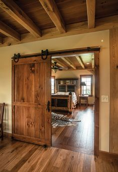How To Plan For Retiring In Your Log Home