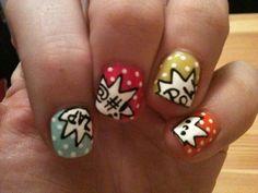 POW! nails
