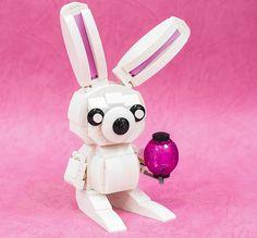 ~ Lego Mocs Holidays ~ bunny | by delayice