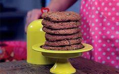 Cookies com chips de chocolate e nozes Mr Cheney- Casa e Jardim | Vídeos