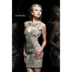 Sherri Hill 4307 Prom Dress