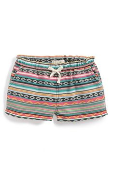Peek+'Tida'+Cotton+Shorts+(Toddler+Girls,+Little+Girls+&+Big+Girls)+available+at+#Nordstrom