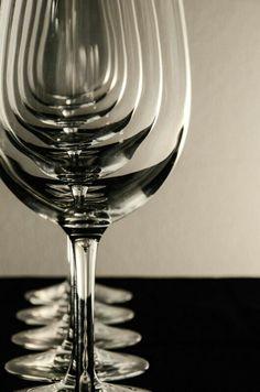 Studio Still Lifes - Wine Glasses
