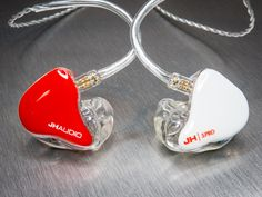 JHAUDIO Custom In-ear Monitor Music Gadgets, In Ear Monitors, Sound Stage, Cool Tech, Audiophile, Headset, Dog Tag Necklace, Headphones, Nct