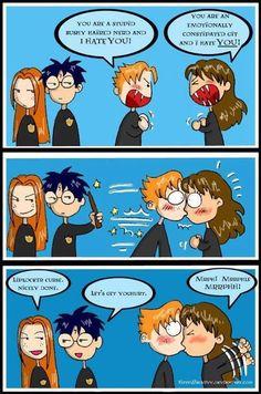 Harry Potter-hehe