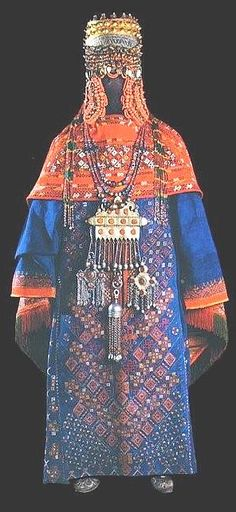 Christine Brown on Uzbek Clothing: Part 1, the Lecture « R. John Howe: Textiles and Text